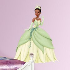 Disney Princess Tiana Wall Decal