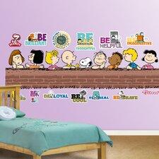 RealBig Peanuts Gang Wall Decal