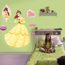Disney Belle Wall Decal