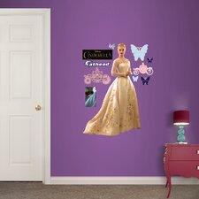 Disney Cinderella Movie Junior Wall Decal