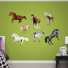 Horse Peel and Stick Wall Decal