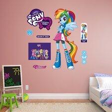 Hasbro My Little Pony - Rainbow Dash - Equestria Kids Peel and Stick Wall Decal