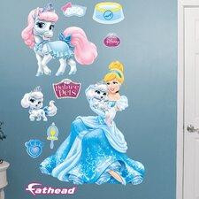 Disney Palace Pets - Cinderella - Disney - Princesses Wall Decal