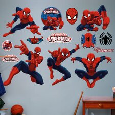 Marvel Ultimate Spider-Man Big Wall Decal