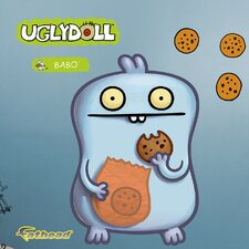 Ugly Doll Babo Peel and Stick Wall Decal