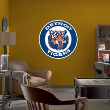 MLB Logo Wall Decal