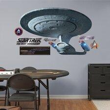 Star Trek USS Enterprise NCC-1701-D Wall Decal