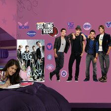 Big Time Rush Wall Decal