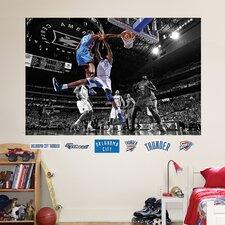 NBA Oklahoma City Thunder Kevin Durant Dunk Wall Mural