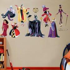 Disney Villains Wall Decal