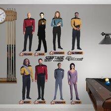 Star Trek The Next Generation Wall Decal