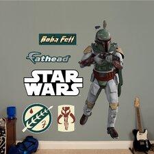 Star Wars Boba Fett Wall Decal
