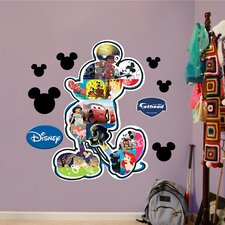 Disney Mickey Mouse Movie Montage Wall Decal