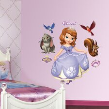 Disney Sofia The First Wall Decal