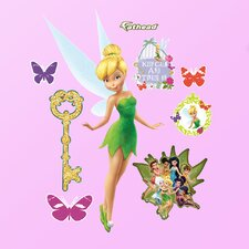 Disney Tinker Bell Wall Decal