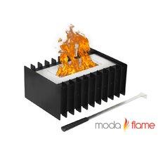 Ventless Bio Ethanol Fireplace Grate Burner Insert