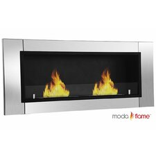 Valencia Wall Mounted Ethanol Fuel Fireplace