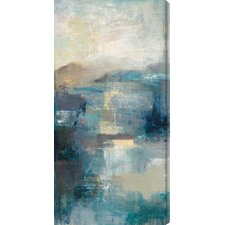 'Seasonal Tones' by Bailey Painting Print on Wrapped Canvas
