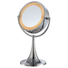"""Vogue Make-up 18.5"""" H Table Lamp with Novelty Shade"""