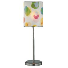 "Levendig 23"" H Table Lamp with Drum Shade"