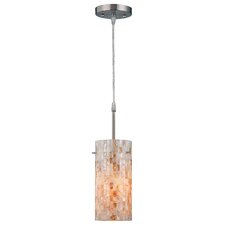 Schale 1 Light Pendant