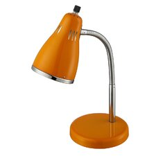 "Kris 14.5"" H Table Lamp with Bell Shade"