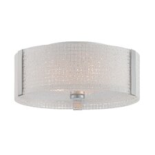 Maso 3 Light Flush Mount