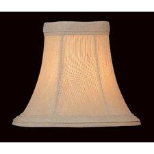 "7"" Fabric Bell Candelabra Shade"