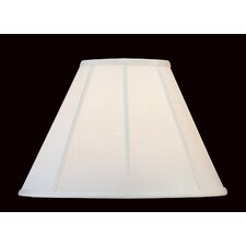 "13"" Shantung Empire Lamp Shade"