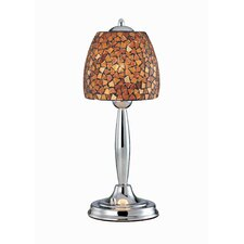 19'' H Table Lamp with Empire Shade