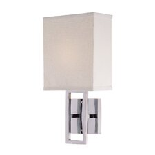 Prisca 1 Light Wall Sconce