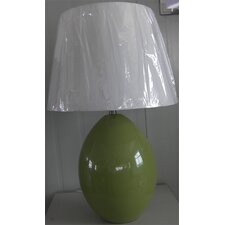 """Ceramic 23"""" H Table Lamp with Empire Shade"""