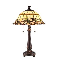 Kyleigh 2 Light Table Lamp with Bowl Shade