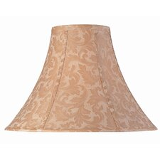 "18"" Jacquard Fabric Bell Lamp Shade"