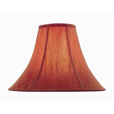 "18"" Fabric Bell Lamp Shade"