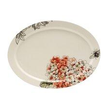 Hydrangea Oval Platter