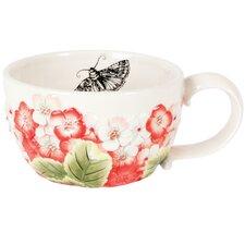Hydrangea Cappuccino Mug (Set of 2)