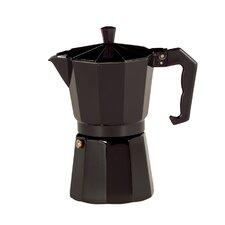 "Espressokocher ""Italiano Nero"" in Schwarz"