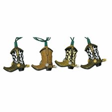 Cowboy Boots 10 Light Party Light