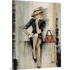 Vogue by Farrell Douglass Painting on Canvas