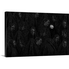 Veil Photographic Print on Canvas