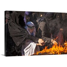 Chehel Minbari by Mohammadreza Momeni Photographic Print on Canvas