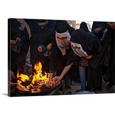 Chehel Minbari II by Mohammadreza Momeni Photographic Print on Canvas