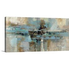 Gama Painting Print on Wrapped Canvas