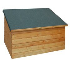 Wooden Deck Box