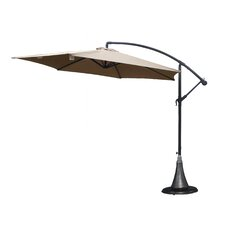 Pomona Banana Outdoor Sun Canopy Umbrella