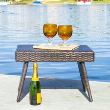 Tabago Outdoor Foldable Wicker Table