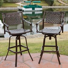 "Molino 29.5"" Bar Stool (Set of 2)"