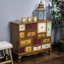 Everest 9 Drawer and 2 Door Cabinet