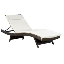 Outdoor Chaise Lounge Cushion (Set of 2)